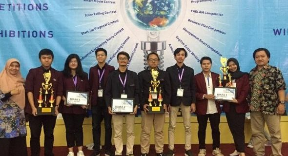 Program Studi Teknik Industri Mengadakan Essay Competition dalam acara WI-CAN 2019